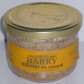 Rillettes de canard (150g)