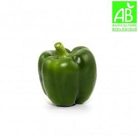 Poivron Vert Bio (500 g)