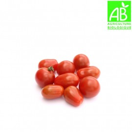 Tomates cerise bio
