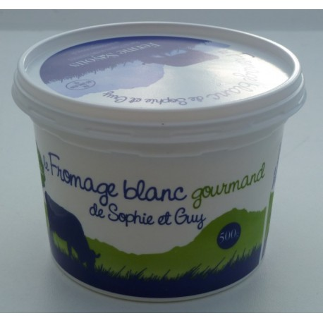 Fromage Blanc gourmand (500 g)