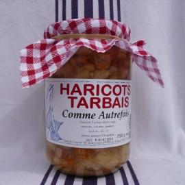 """Haricots Tarbais """"comme autrefois"""" (750 g)"""