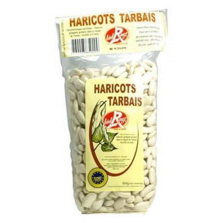 Haricots Tarbais Secs (500g)