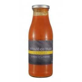 Velouté de truite à la tomate (pot de 485g)