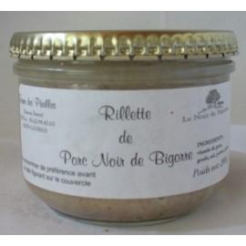 Rillettes de Porc Noir de Bigorre (180g)