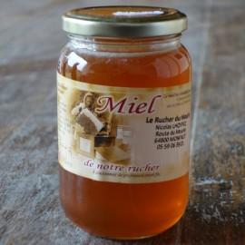 Miel de fleur (500g)