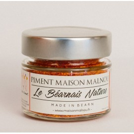 Pot Piment Béarnais Nature (40g)