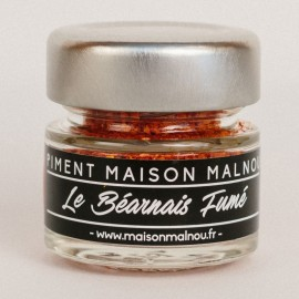 Pot Piment Béarnais Fumé (13g)