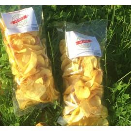 Chips Artisanales (paquet de 125g)