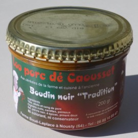 Boudin noir tradition