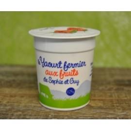 Yaourt Fraise (125 g)