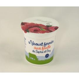 Yaourt Framboise (125 g)