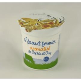 Yaourt Vanille (125 g)