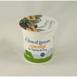 Yaourt Fruits de la passion (125 g)