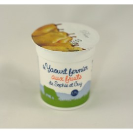 Yaourt Poire (125 g)