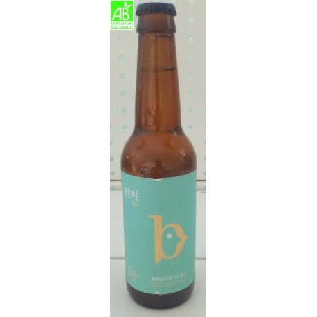 Bière Blonde Béné 33cl