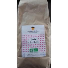 Pois Chiches Bio (1 kg)