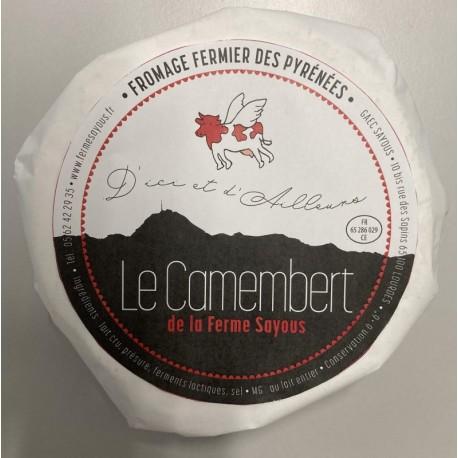 Camembert de Vache (350g environ)